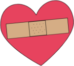 bandaged-heart