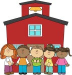 school-kids-schoolhouse
